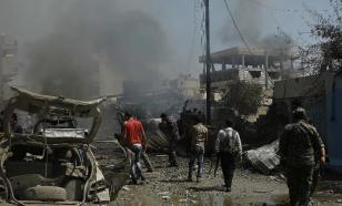 Жители Сирии пострадали от действий террориста