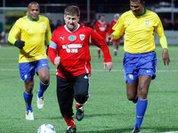 Команда Кадырова разгромила звезд мирового футбола