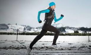 Как заставить себя выйти на пробежку зимой: семь полезных советов