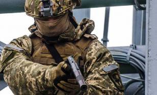 Строительство военных баз на Украине скрывает преступления Киева
