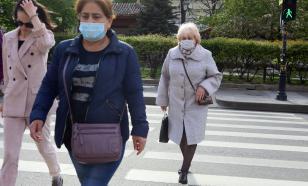В России коэффициент распространения коронавируса составил 0,98