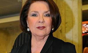 Актриса Лариса Голубкина срочно госпитализирована