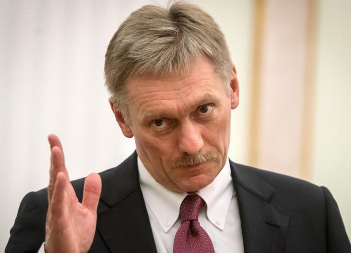 """Песков отказался назвать имя настоящего хозяина """"дворца Путина"""""""
