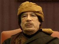 Каддафи впервые за две недели