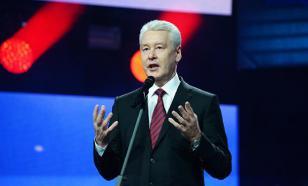 Собянин пообещал повторить празднование Дня Победы