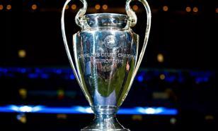 Стало известно расписание полуфиналов Лиги чемпионов