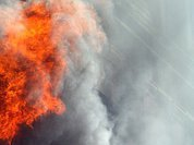 Башаров восстановит сгоревший дом бывшей тещи