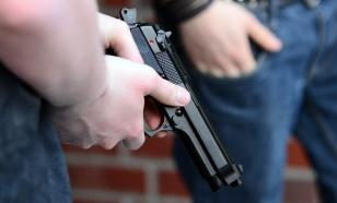"Таксист выстрелил в москвича из ""травмата"" при посадке"