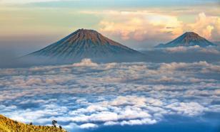 В Южной Америке может обрушиться опасный действующий вулкан