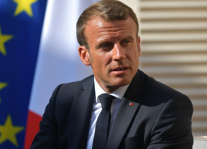 Макрон усиливает присутствие французского флота в Средиземном море
