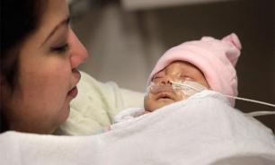 Ученые: Младенцы должны спать не менее 16 часов в сутки