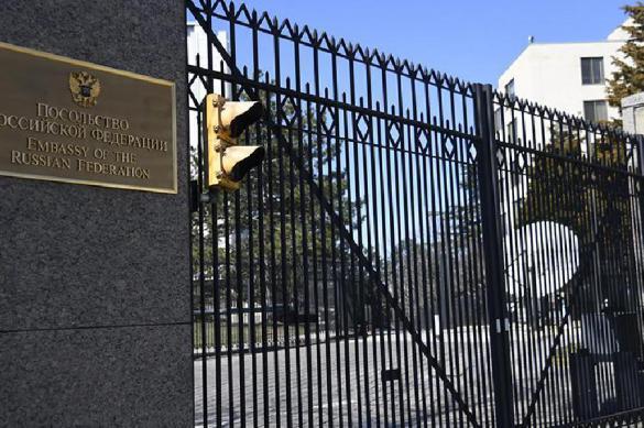 Посольство РФ в США: мы наблюдаем беспрецедентную деградацию отношений