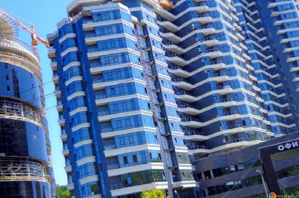 Доля элитных квартир с отделкой составляет 25%