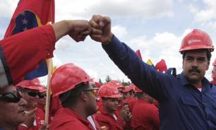 Мадуро решил перевести офис нефтяной компании PDVSA в Москву - вице-президент Венесуэлы