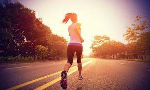 Немного о пользе ежедневного бега