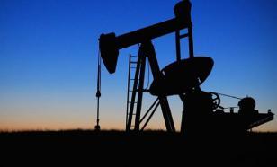 Нефть делает попытки коррекции после обвала