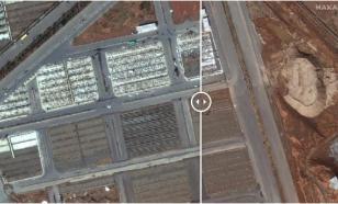 Снимки из космоса - свидетельства губительной силы пандемии в Иране