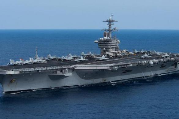 Коронавирус уничтожает авианосцы США