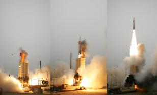 США и Израиль успешно испытали перехватчик противоракетной обороны