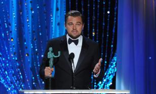 """""""Выживший"""" принес Ди Каприо награду Гильдии киноактеров США"""