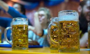 Немецкое пиво, по сути, саке
