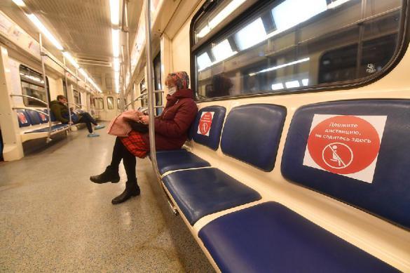 В метро Москвы перестали продавать билеты на одну поездку