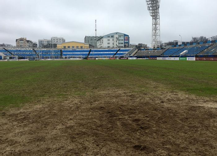 Стадион в Саратове продают на сайте объявлений за 20 млн рублей