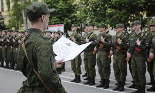 Минфин предлагает начать экономить на армии