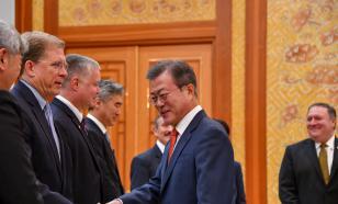 Президент Республики Корея извинился перед гражданами за коррупцию