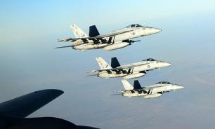 Турция приготовила авиацию к войне