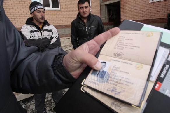"""""""Резиновых офисов"""" для мигрантов станет меньше"""