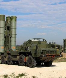 Отправленные Россией в Китай ракеты для С-400 уничтожил шторм