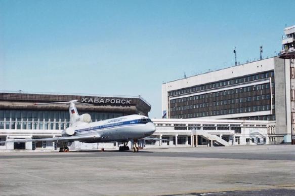 Рейс Хабаровск - Москва возвращается после звонка о минировании