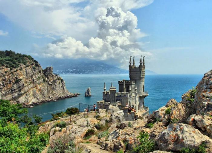 Экс-замглавы МИД Украины Чалый: Крым можно вернуть после развала России