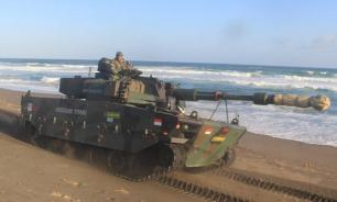 Турецко-индонезийские танки захватывают Юго-Восточную Азию
