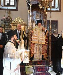 Константинополь отказался разрывать отношения с РПЦ