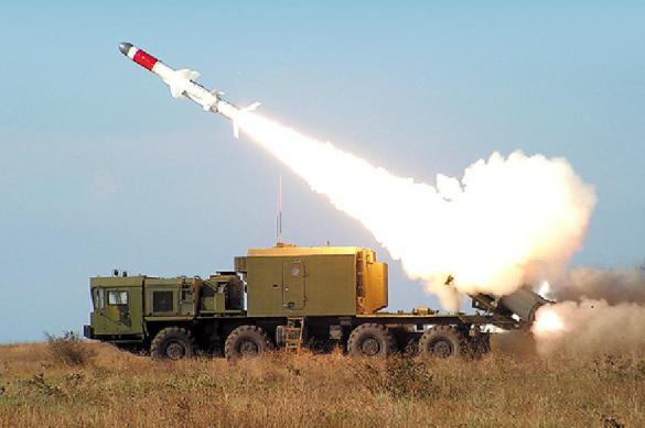 """Ракетный комплекс """"Бал"""" встал на вооружение Каспийской флотилии"""