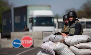 Украинские пограничники открыли огонь по делающему селфи россиянину