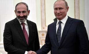 Москва продолжит поставлять оружие в Ереван