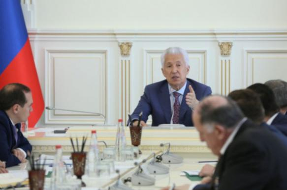 В Москве госпитализирован глава Дагестана