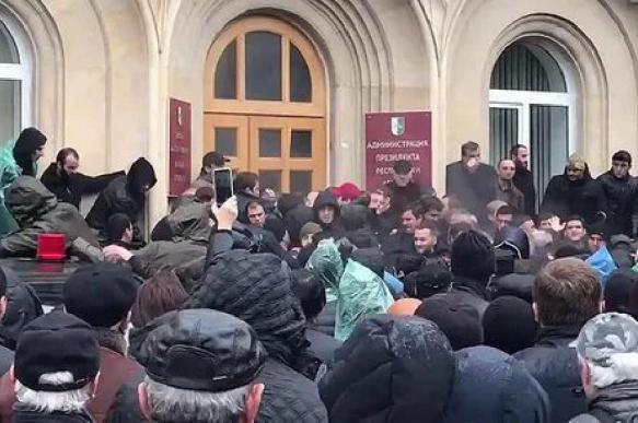 Абхазия недовольна бандитским беспределом кланов