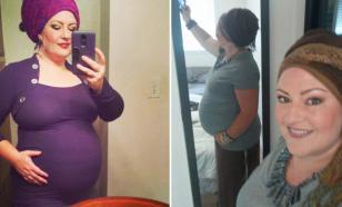Американка считает себя беременной уже четыре года