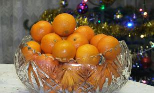 Диетолог рассказала об опасности переедания мандаринов