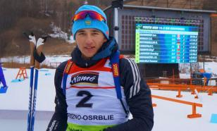 Халили стал четвёртым в индивидуальной гонке на Кубке IBU