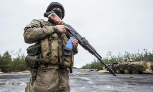 Танкист вооружённых сил Украины перешёл на сторону ДНР