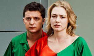 На Украине запретили фильм с Зеленским в главной роли