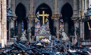 Версия: поджог Нотр-Дама - операция спецслужб Франции