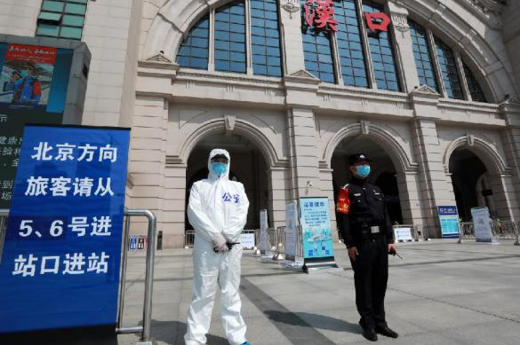 Китай обвиняет Россию в импортировании коронавируса