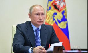 Путин: строительная отрасль станет локомотивом для других отраслей