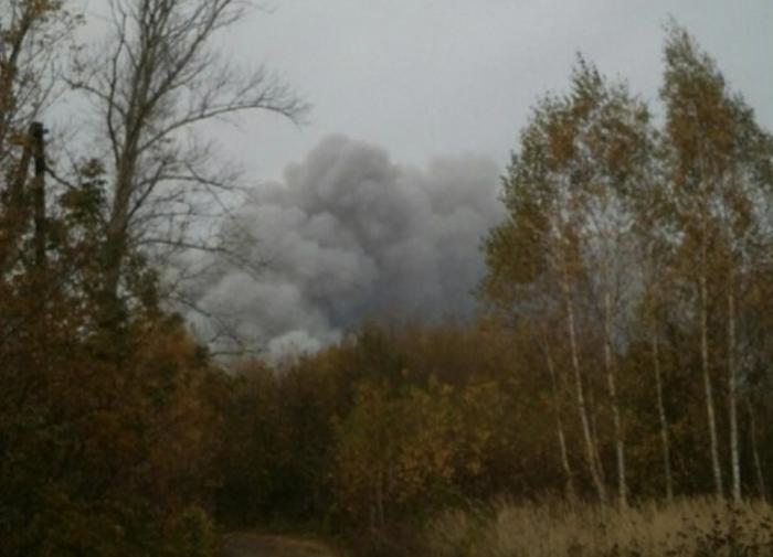 В России разработали систему раннего распознавания лесных пожаров